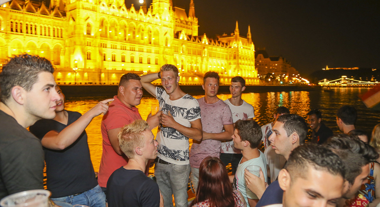 Party Cruise on the Danube Hungary — #5
