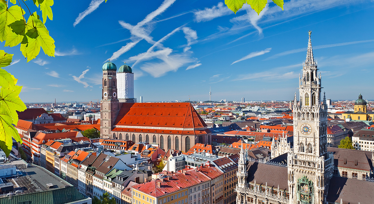 The Original Free Tour of Munich Provided by SANDEMANs NEW Munich