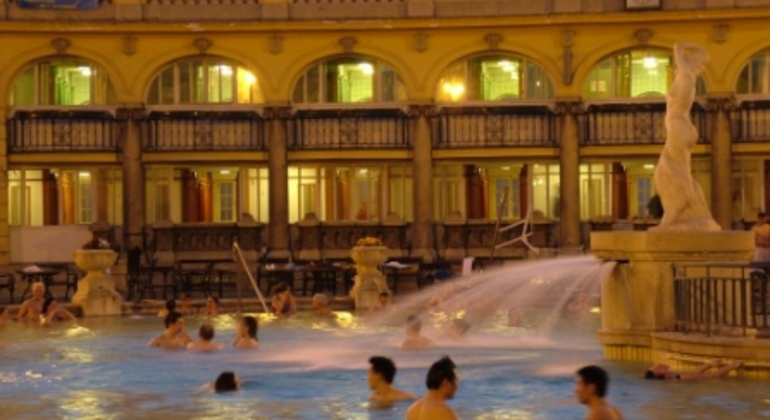 Széchenyi Entrance and Skip The Line Tickets with Private Cabin Hungary — #2