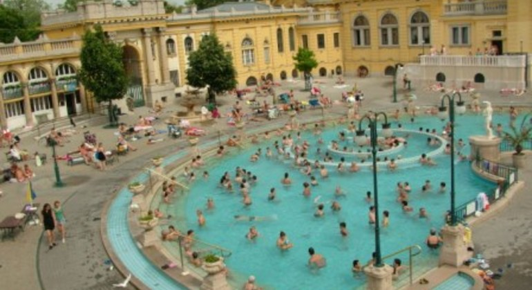 Széchenyi Entrance and Skip The Line Tickets with Private Cabin Hungary — #6