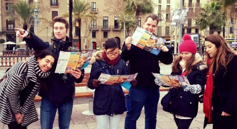 Free Gaudi and Modernism Spain — #13