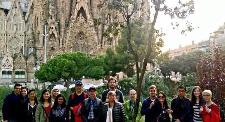 Free Gaudi and Modernism Spain — #15