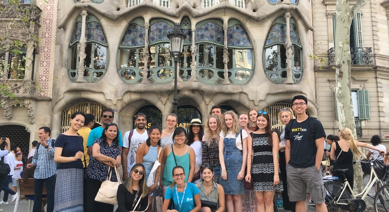 Free Gaudi and Modernism Spain — #2