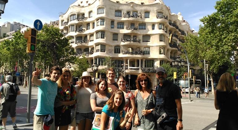 Free Gaudi and Modernism Spain — #4