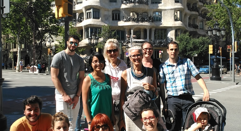 Free Gaudi and Modernism Spain — #7