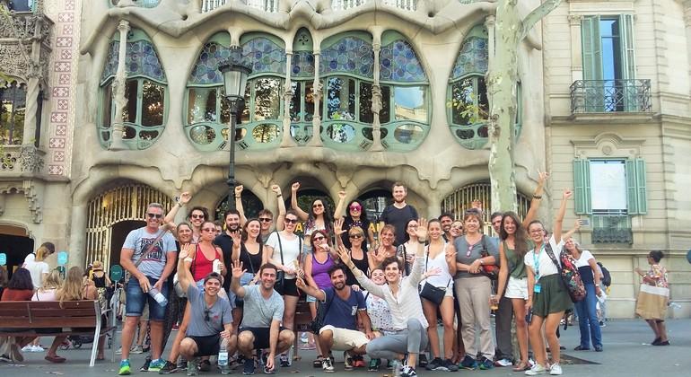 Free Gaudi and Modernism Spain — #11