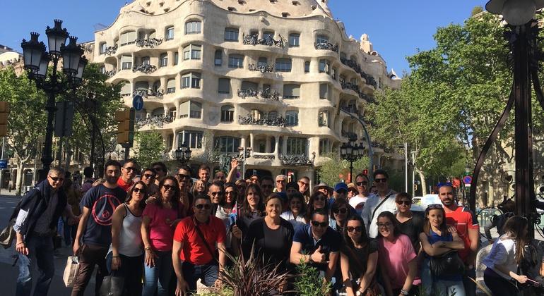 Free Gaudi and Modernism Spain — #8