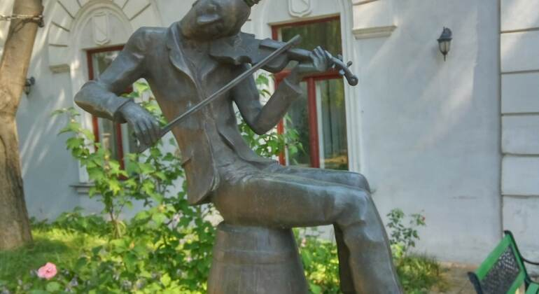 Musical and Cultural Odessa Walking Tour Provided by Tourist info center Move in Ukraine