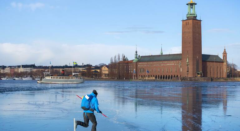 Free Stockholm Landmarks Tour - New City Provided by Strawberry Tours