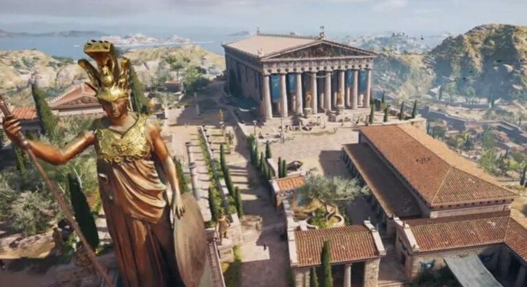 Antigua Grecia Mitológica con Prometeo - Grupos reducidos en ...
