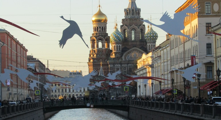 Free tour St Petersburg Provided by Easy 2 Russia