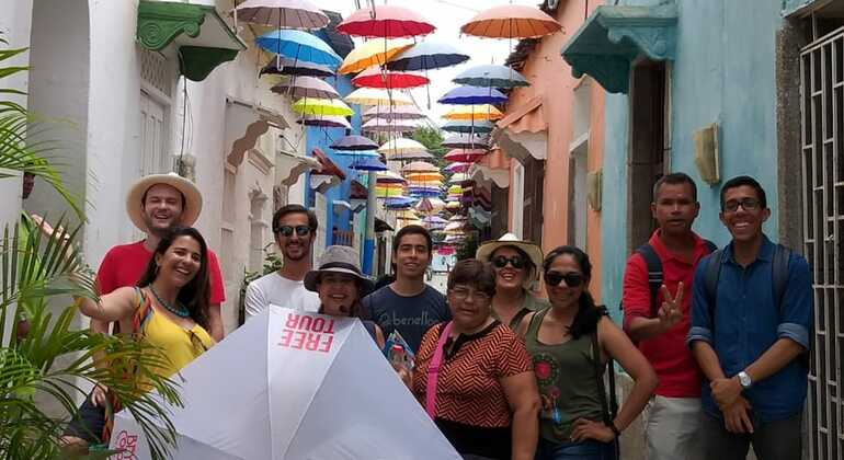 Getsemani Free Walking Tour Cartagena Colombia Freetour Com
