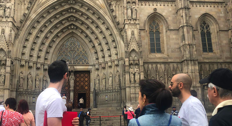 Historic Center of Barcelona Free Tour Provided by Invisus Barcelona