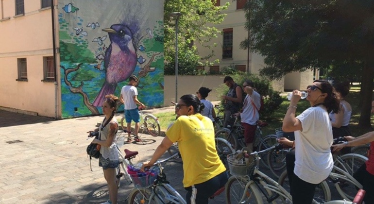 Street Art Bike Tour Bologna Italy — #3