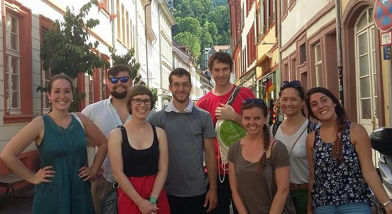 Heidelberg Free Walking Tour Germany — #1