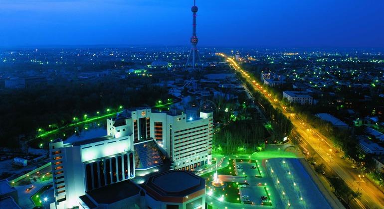 Tour gratis en Tashkent sobre ruedas Uzbekistán — #3