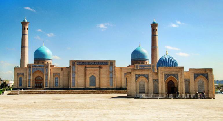 Tour gratis en Tashkent sobre ruedas Uzbekistán — #5