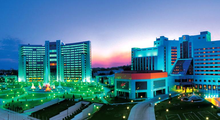 Tashkent Night Life and Party Tour Uzbekistan — #5
