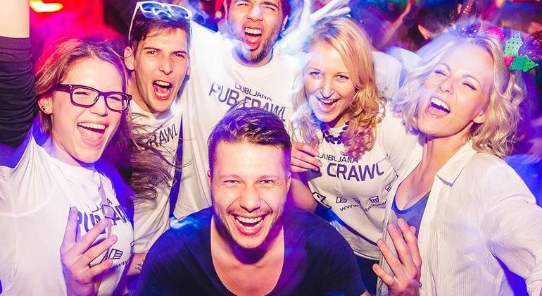 Pub Crawl Ljubljana Provided by Pub Crawl Ljubljana