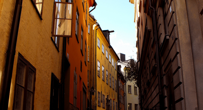 Private Group Walking Tour: Stockholm Old Town Provided by Free Walking Tour Stockholm