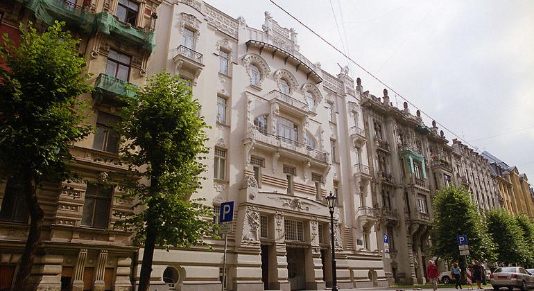 Riga Culture Tour Latvia — #1