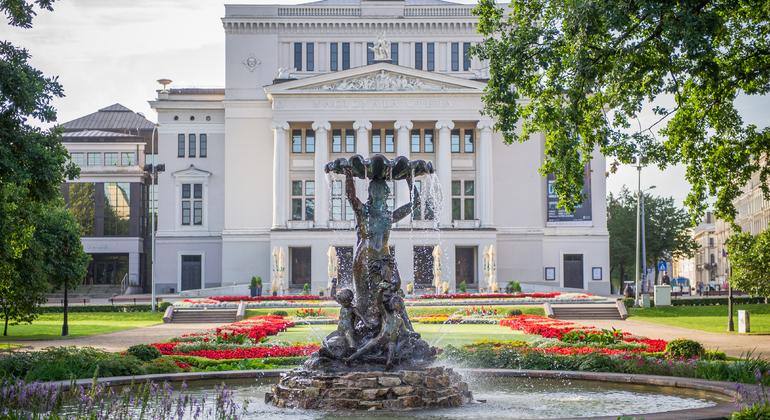 Riga Culture Tour Latvia — #4