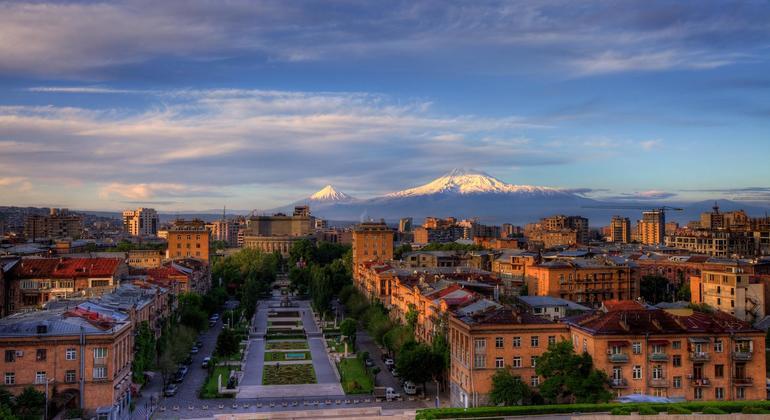 Free Walking Tour Yerevan Provided by Free Walking Tours Yerevan