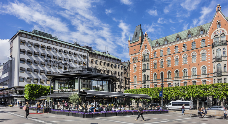 Free Tour Stockholm: New City Provided by Rainbow Tours