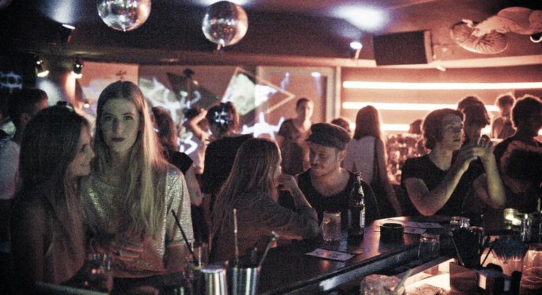 Alternative Pub Crawl Vienna Operado por Prime Tours