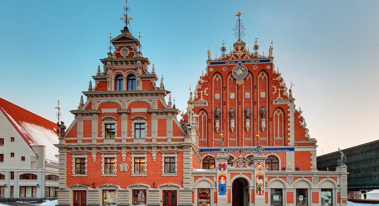 Riga Cultural and Food Tasting Tour Latvia — #3