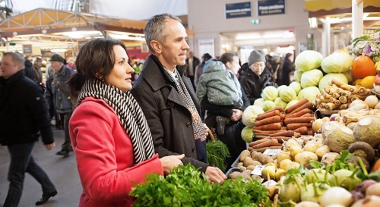 Riga Cultural and Food Tasting Tour Latvia — #5