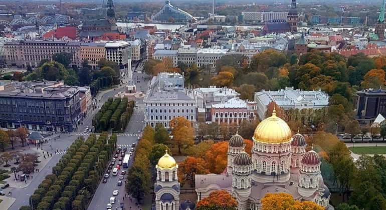 Riga Cultural and Food Tasting Tour Latvia — #8