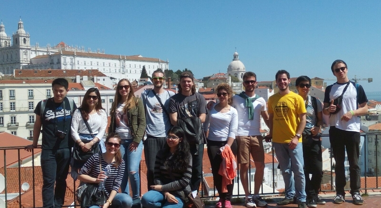 Discover Alfama Free Tour Provided by Discover Lisbon