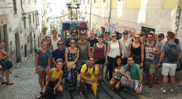 Bairro Alto & Chiado Free Tour Provided by Discover Lisbon