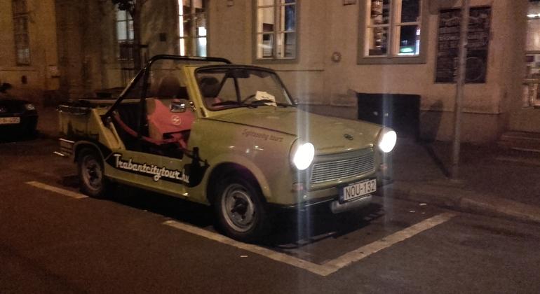 Trabant Lights of Budapest Tour Hungary — #1