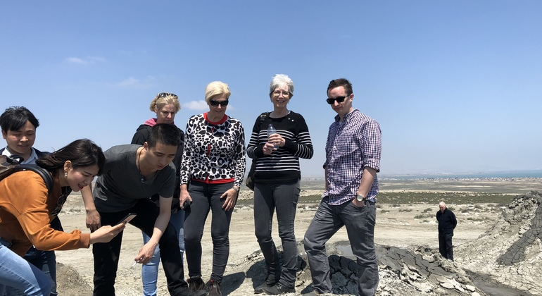 Gobustan and Mud Volcano Tour Azerbaiyán — #10