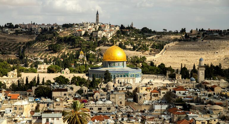 Free Tour of Jerusalem - Old City Tour Provided by Yair Siman Tov