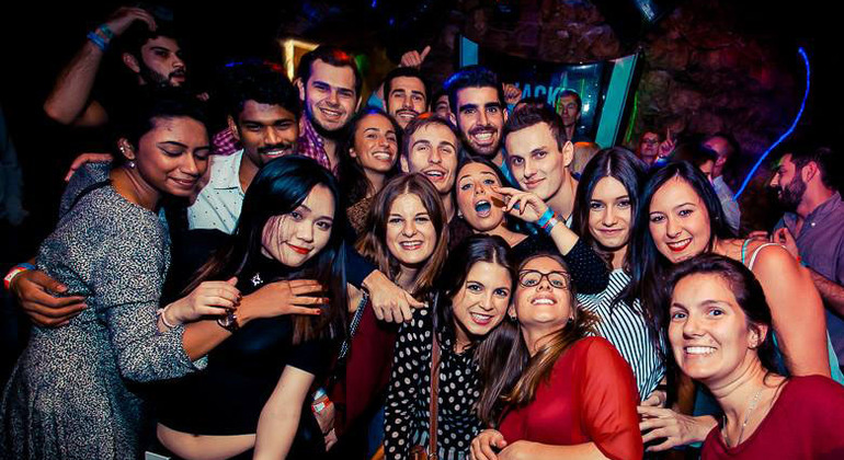 Krakow Pub Crawl: Party in Krakow Poland — #3