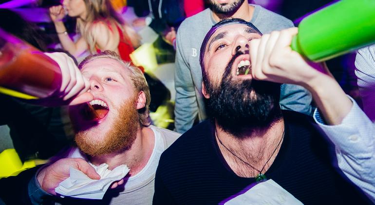 Krakow Pub Crawl: Party in Krakow Poland — #4