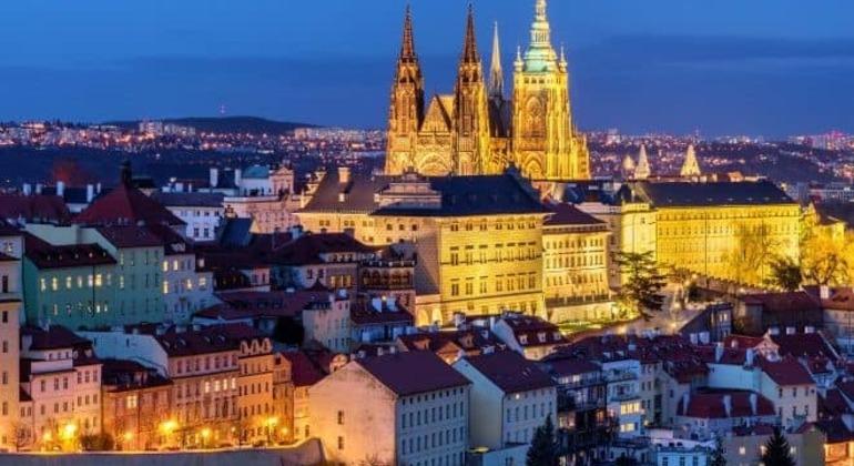 Free Tour Nocturno Praga Iluminada Provided by UNITY TOURS