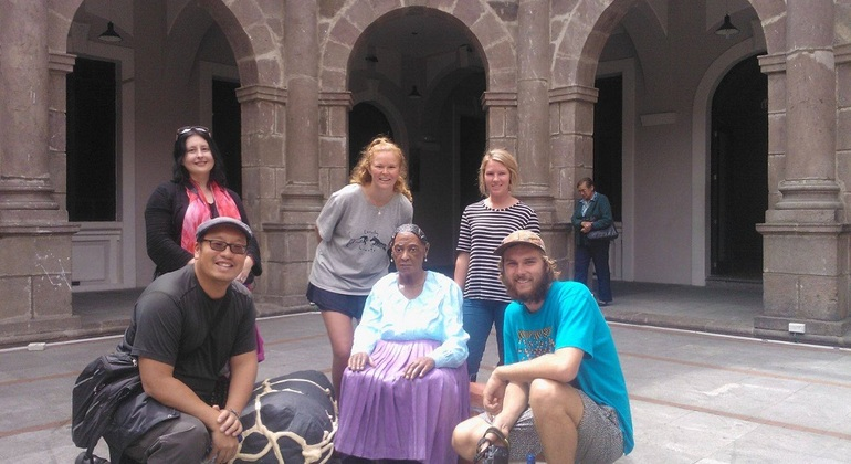 Quito Center Walking Tour Provided by Free Quito Walking Tours