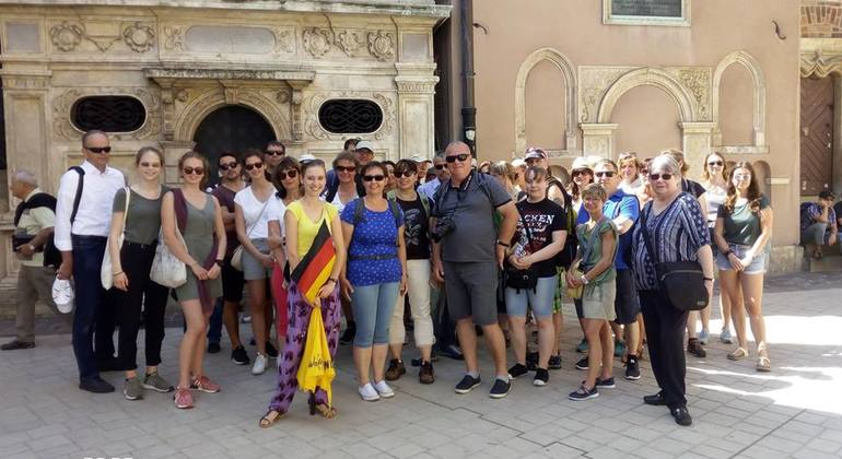 Old Town Krakow Free Walking Tour Poland — #4