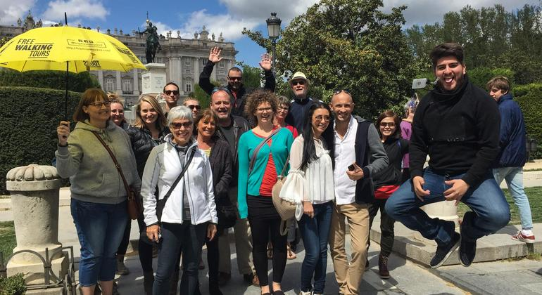 Free Walking Tour: Madrid Essentials Provided by Trip Tours Madrid