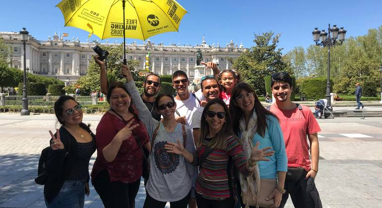 Free Walking Tour: Madrid Essentials Spain — #11