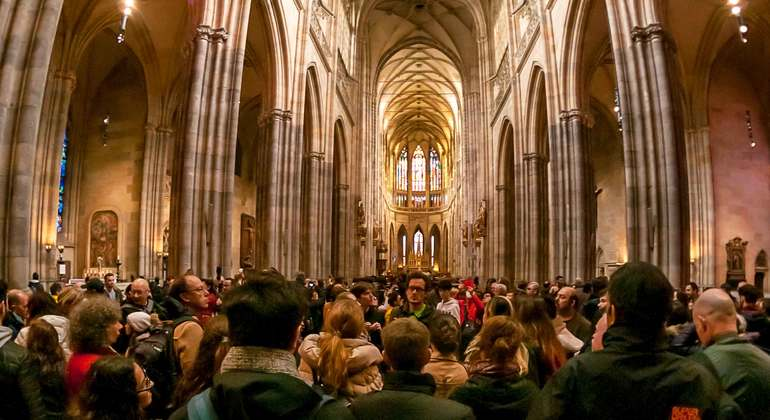 Prague Castle and Castle District Tour Provided by Good Prague Tours