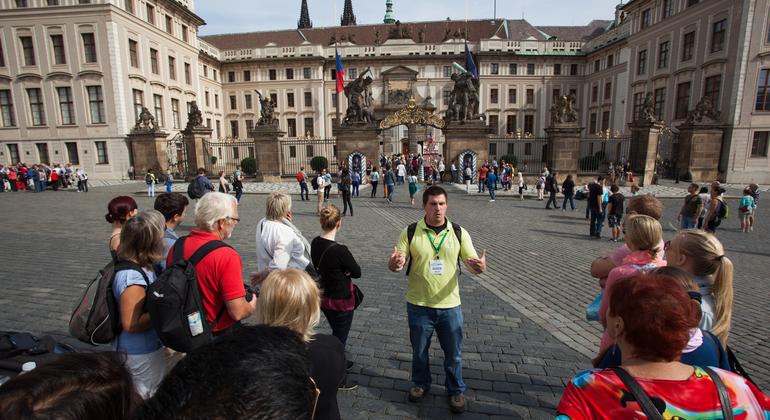 Prague Castle and Castle District Tour Czech Republic — #3