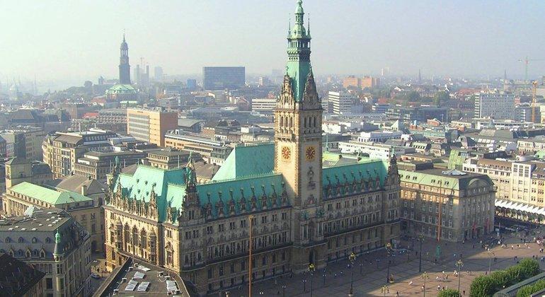 Haunted History of Hamburg Germany — #1