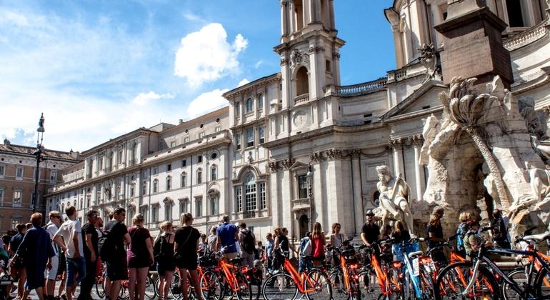 Tour por Roma en bicicleta: descubre la ciudad en 3 horas Operado por WHEELY s.r.l.s.