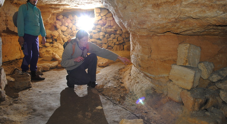 Wild Odessa Catacombs Tour Provided by Tourist info center Move in Ukraine