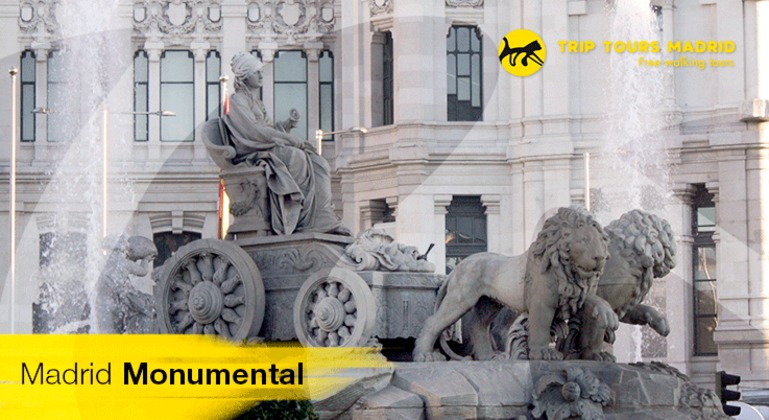 Free Walking Tour: Madrid Monumental Provided by Trip Tours Madrid